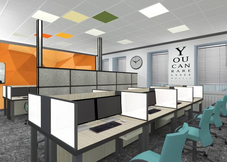 Офіс для IT компанії