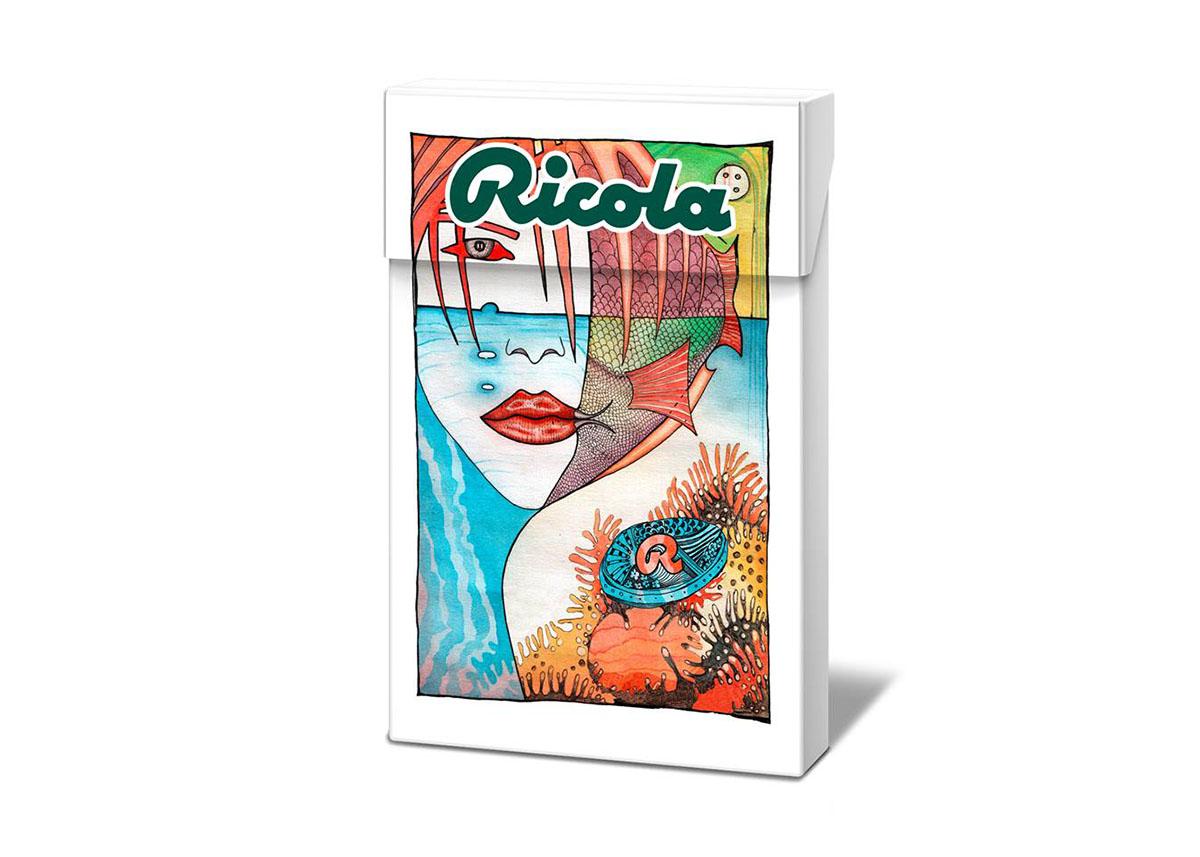 Льодяникі Ricola